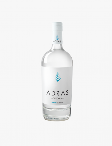 ADRAS Vodka Pure Sardinia