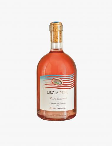 LISCIA RENÈ rosato Pure Sardinia