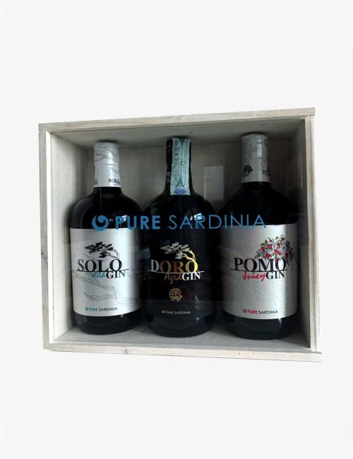 Confezione Regalo Gin Aged Pure Sardinia